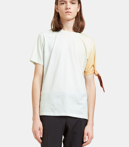 Single Knot Faded T-Shirt by J.W. Anderson