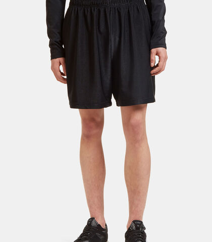 Basket Ribbed Shorts by GmbH