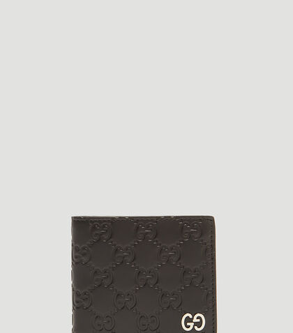 Gucci Signature Coin Wallet by Gucci