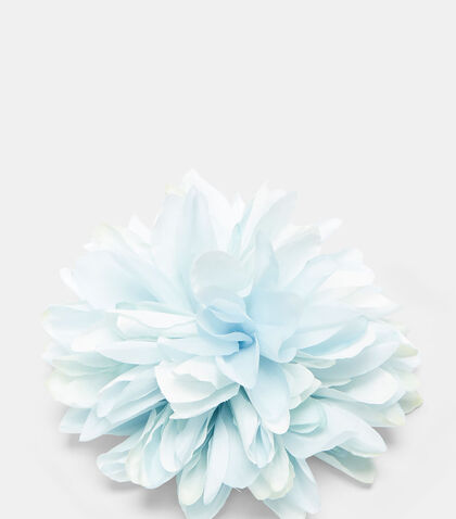 Silk Flower Brooch by Gucci