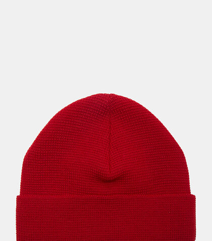 Wool Knit Beanie by Ami