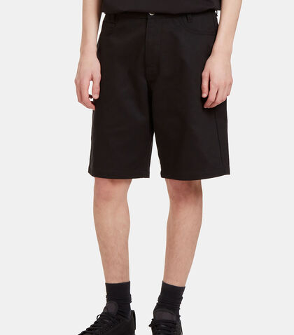 Denim Twill Shorts by Raf Simons