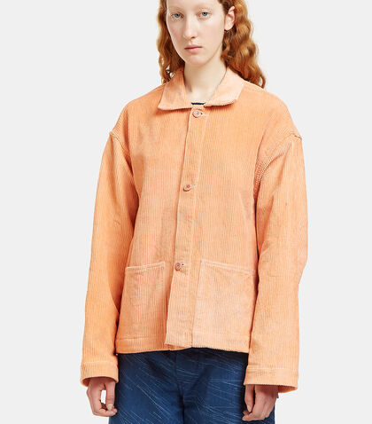 Short on Time Corduroy Jacket by Story Mfg.