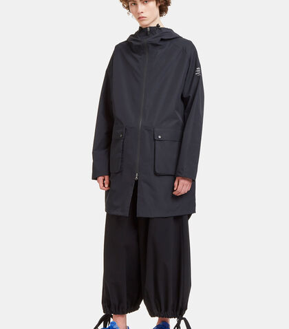 Niagara Rain Coat by Ecoalf