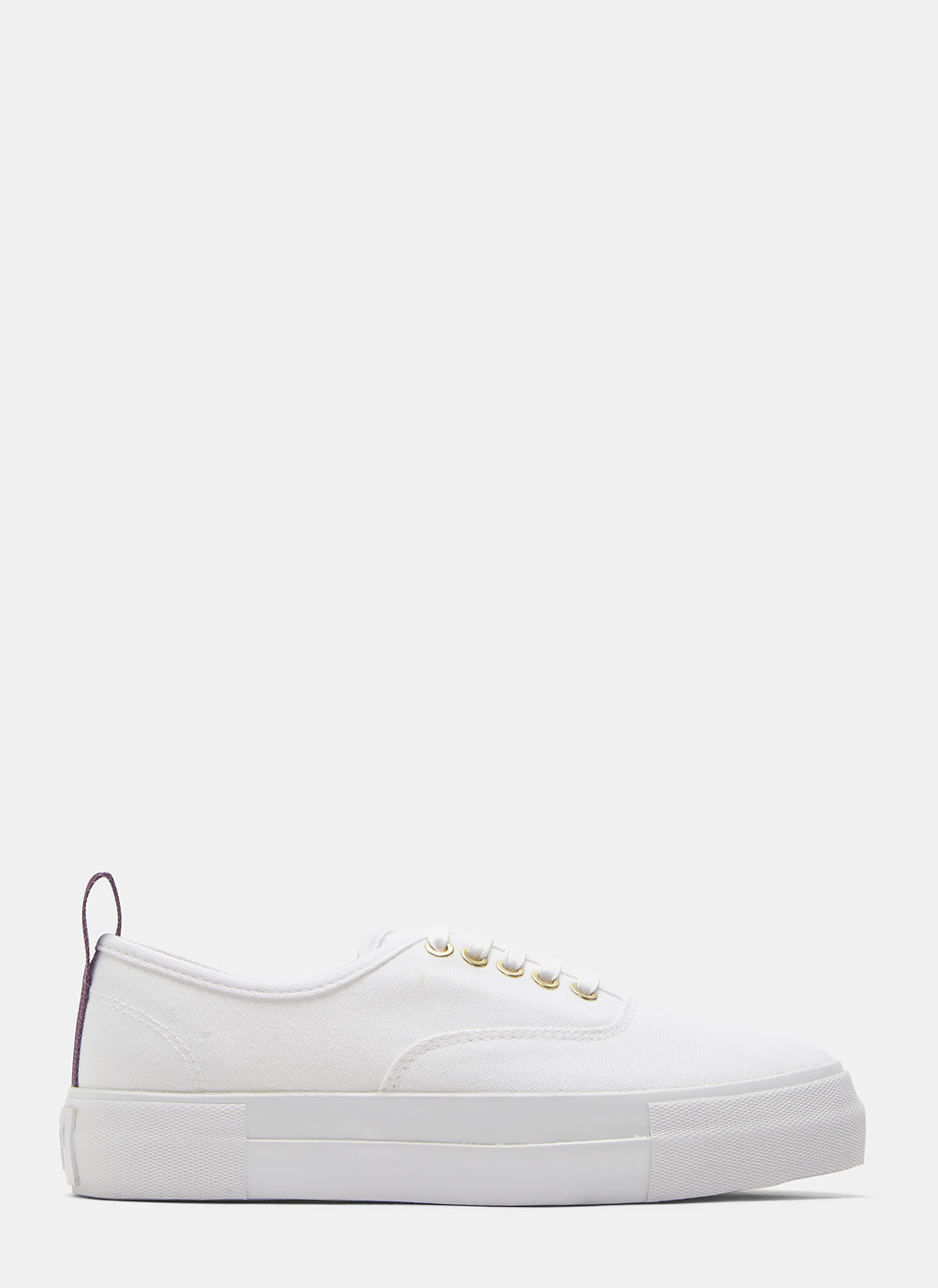 Mother Sneakers in White