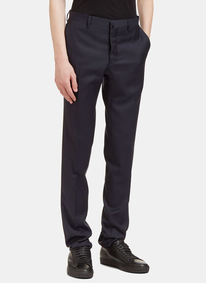 Buy I Slim Leg Tailored Pants by Aiezen men clothes online