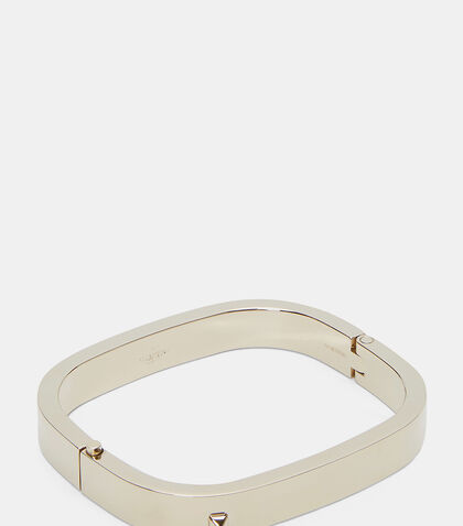 Squared Bangle by Valentino