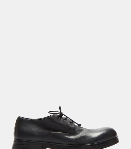 Zuccarr Low Leather Derby Shoes by Marsèll
