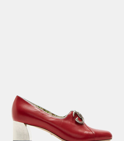 GG Mid-Heel Pumps by Gucci