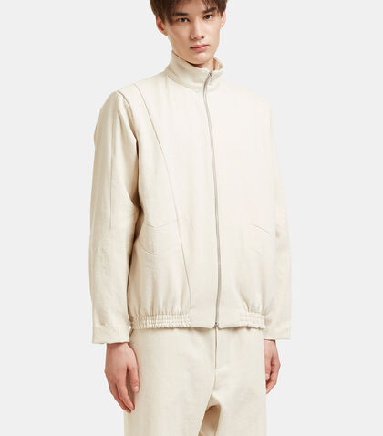 Oversized Track Jacket by Camiel Fortgens
