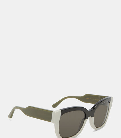 Monochrome Squared Sunglasses by Marni
