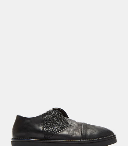 Sancrispa Alta Slip-On Leather Loafers by Marsèll