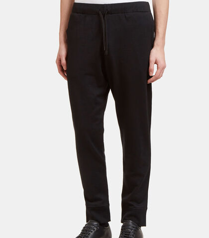 AIEZEN Virgin Wool Blend Jogging Pant by Aiezen