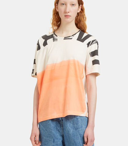 Edgy Printed T-Shirt by Anntian