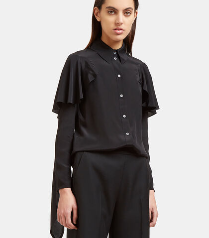 Cascade Sleeve Blouse by J.W. Anderson