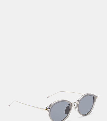 Round Sunglasses by Thom Browne