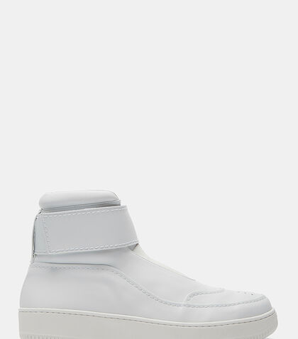 BASS Velcro Strap High-Top Sneakers by Rombaut