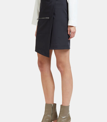 Technical Cargo Pocket Skirt by Nomia