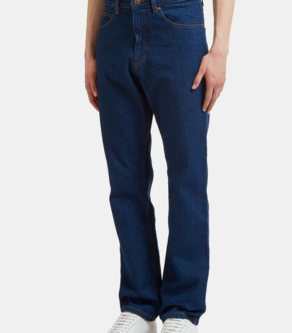Classic Straight Leg Jeans by Ami