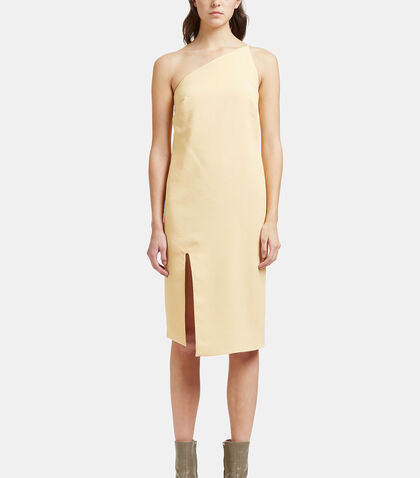 Peak One-Shouldered Dress by Nomia