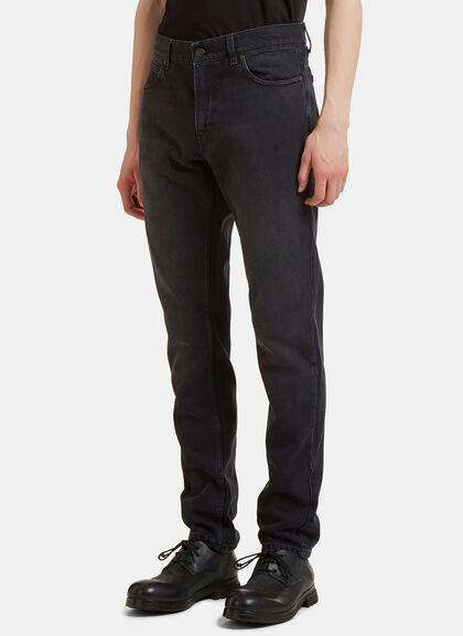 Buy Slim Leg Washed Jeans by Stella Mccartney men clothes online
