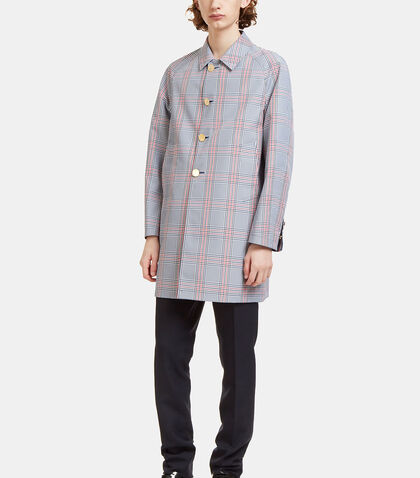Reversible Technical Shirt Jacket by Thom Browne