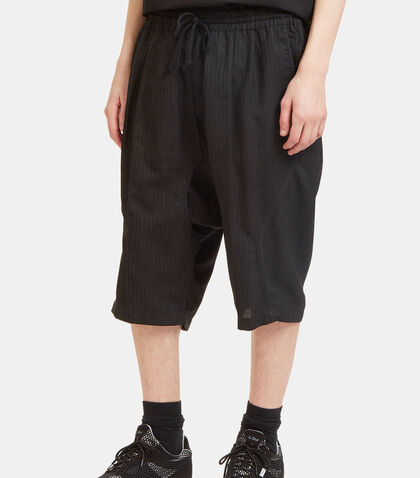 Arc Kyoto Striped Shorts by Abasi Rosborough