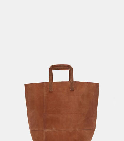 G Waxed Canvas Bag