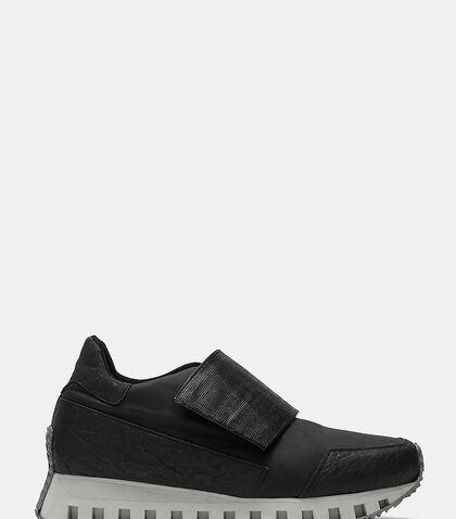 ODYSSEY Strap Sneakers by Rombaut