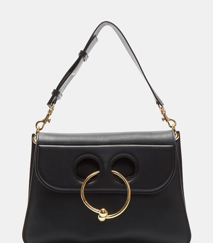 Medium Pierced Crossbody Handbag by J.W. Anderson