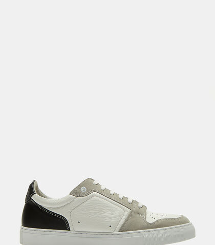 Contrast Panelled Low-Top Sneakers by Stella McCartney