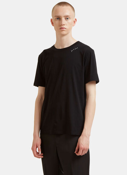 Buy Je T'Aime Crew Neck T-Shirt by Saint Laurent men clothes online