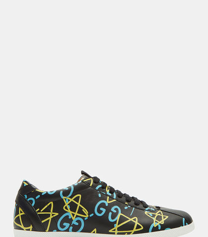 GUCCIGHOST® Low-Top Sneakers by Gucci