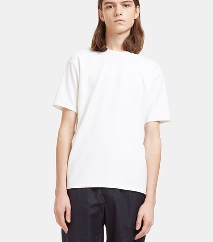 Niagara Tech Crew Neck T-Shirt by Acne Studios