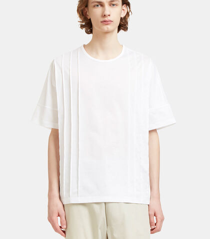 Collection Oversized Pleated T-Shirt by E.Tautz