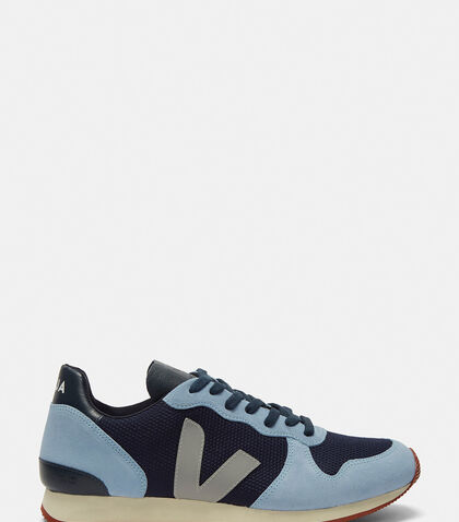 Holiday Low-Top Mesh and Suede Sneakers by Veja