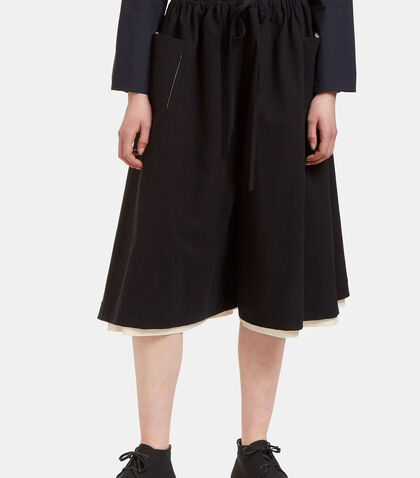 Oversized Shorts by Marvielab