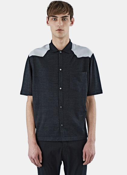 Buy Jersey Polo Shirt by Lanvin men clothes online