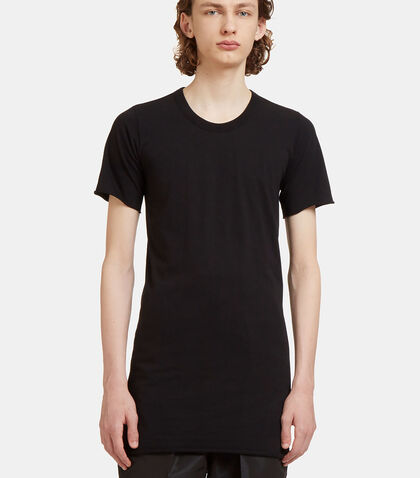 Basic Crew Neck T-Shirt by Rick Owens