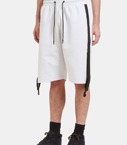 SCIFI Taped Seam Track Shorts by Y-3