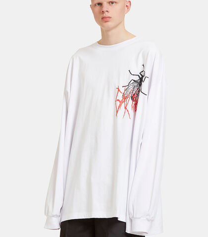 Buzz Long Sleeved T-Shirt by Garbage TV