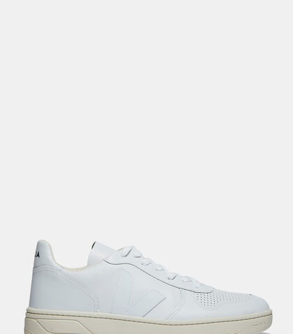 V-10 Mid-Top Sneakers by Veja