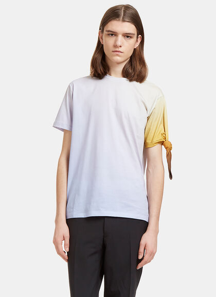 Buy Single Knot Faded T-Shirt by J.W. Anderson men clothes online