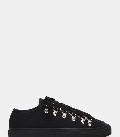 Metal Eyelet Low-Top Sneakers by J.W. Anderson