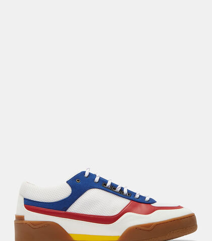 Panelled Low-Top Sneakers by Stella McCartney