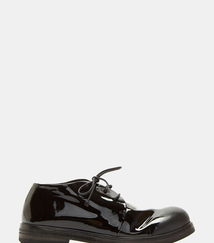 Zucca Zeppe Vernice Lace-Up Shoes by