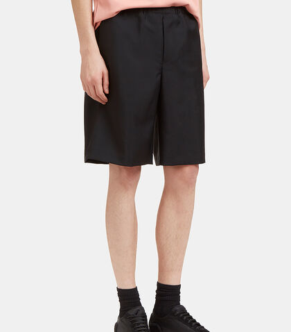 Ari Wool Shorts by Acne Studios