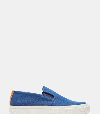 Woven Slip-On Sneakers by Spingle Move W