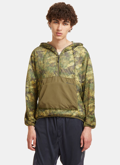 Buy Insect Shield Camo Parka Jacket by Snow Peak men clothes online