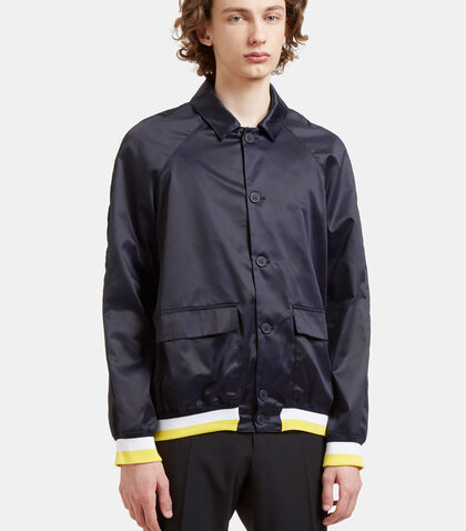 Technical Coach Jacket by Sunnei